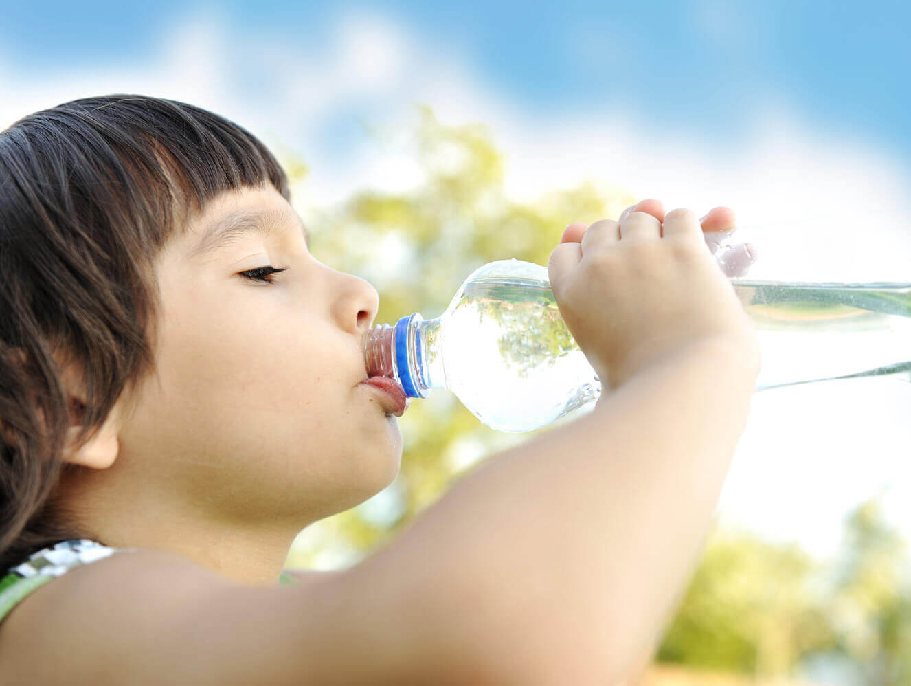 A Purified Water Vending Business Benefits Kids