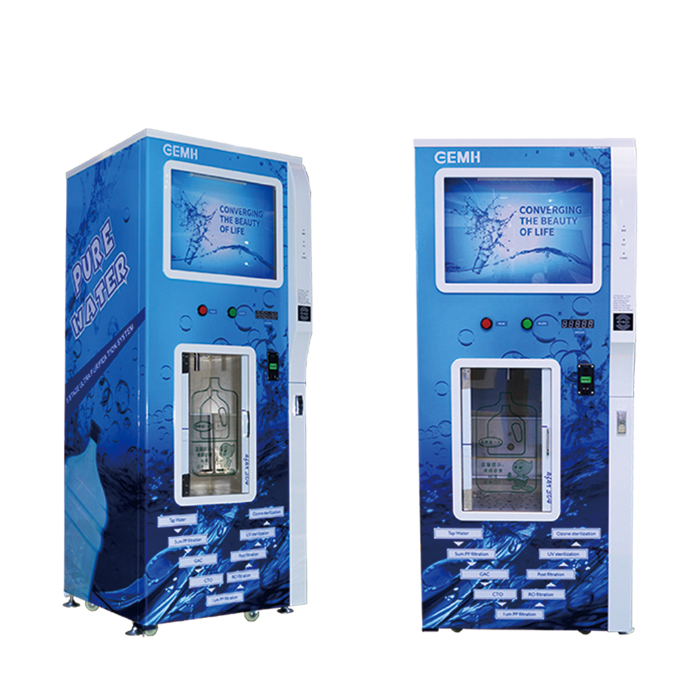 New design 2015 water vending machine